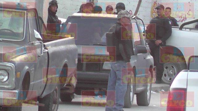 ¡Tras realizar disparos, detuvieron a 3 mujeres y 1 sujeto con cartuchos y cargadores en Fresnillo!