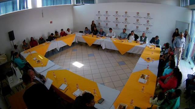¡Se instaló el Consejo Municipal para el Desarrollo Rural Sustentable de Pabellón de Arteaga!