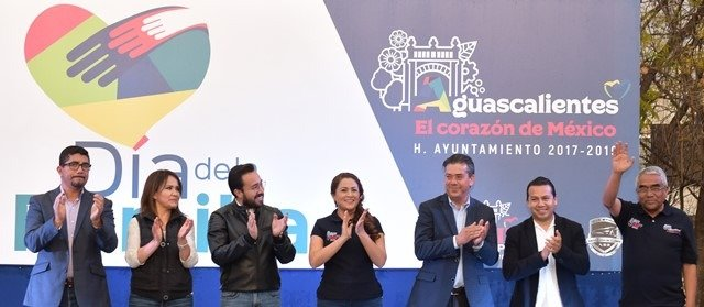 """¡Ante centenares de asistentes, festeja el Municipio de Aguascalientes el """"Día de la Familia""""!"""