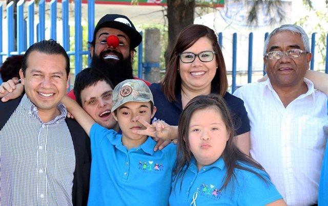 ¡Conmemora DIF Municipal el Día Mundial del Síndrome de Down!