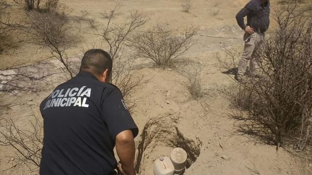 ¡Detectaron una toma clandestina de gasolina en Aguascalientes!