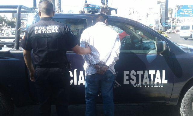 ¡Detuvieron a un vendedor de drogas de la colonia España en Aguascalientes!