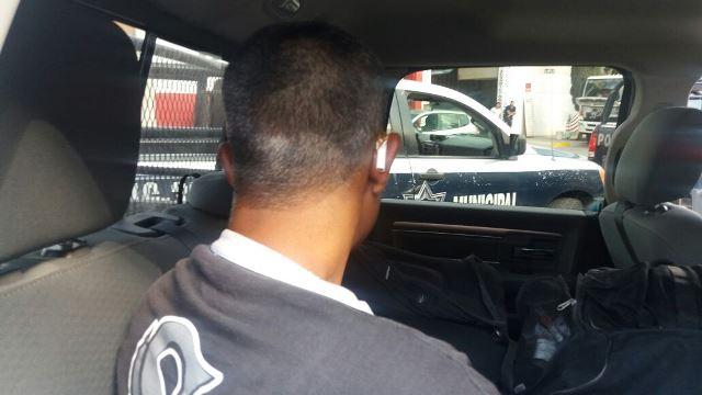 ¡Policías estatales arrestaron a otro vendedor de drogas en Aguascalientes!
