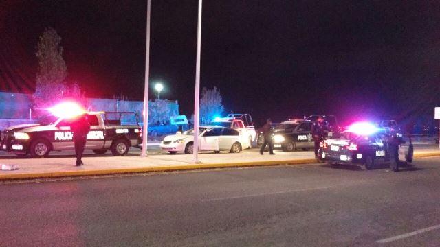 ¡Capturaron a 6 asaltantes tras una peliculesca persecución en Aguascalientes!