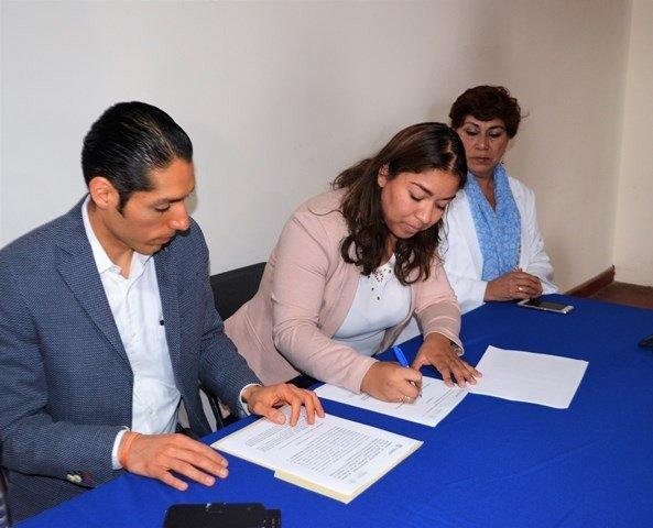 ¡Firman convenio de colaboración el IAM y la SEDESOL!