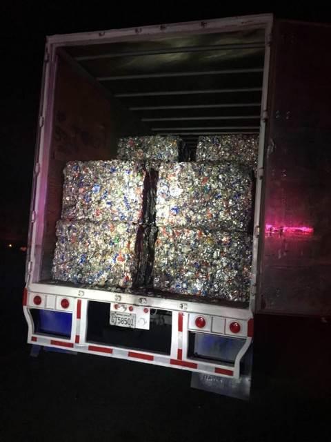 ¡Militares decomisaron más de 4 toneladas de marihuana en Zacatecas!