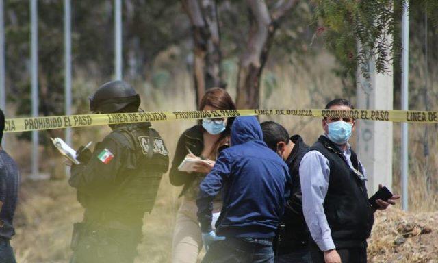 ¡Ejecutaron a 3 mujeres en las faldas del Cerro del Padre en Zacatecas!