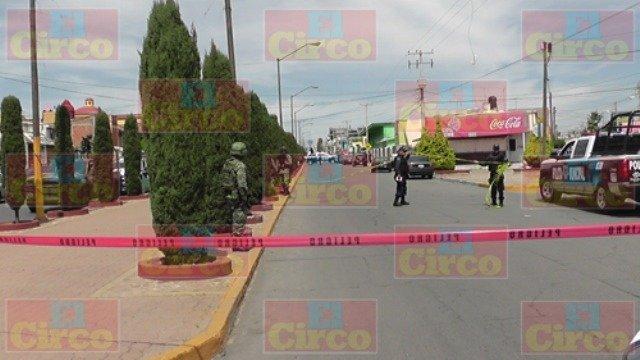 ¡Ejecutaron a balazos a enfermero o paramédico del Municipio de Calera en Fresnillo!