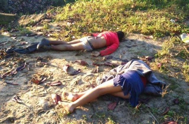 """¡Hallaron ejecutada a la pareja """"levantada"""" por un comando armado en Calera, Zacatecas!"""