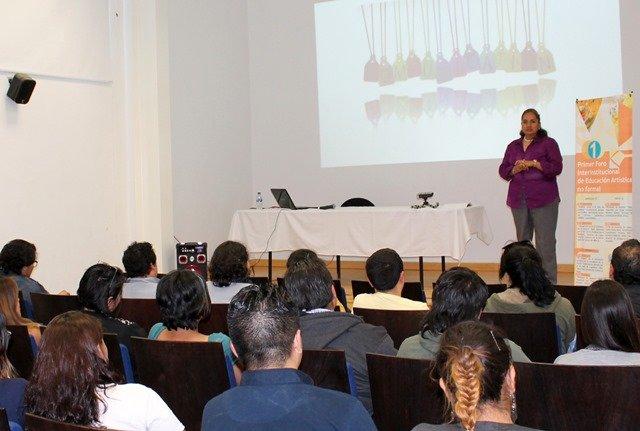¡Realizó Gobierno Municipal el Primer Foro Interinstitucional de Educación Artística no Formal!