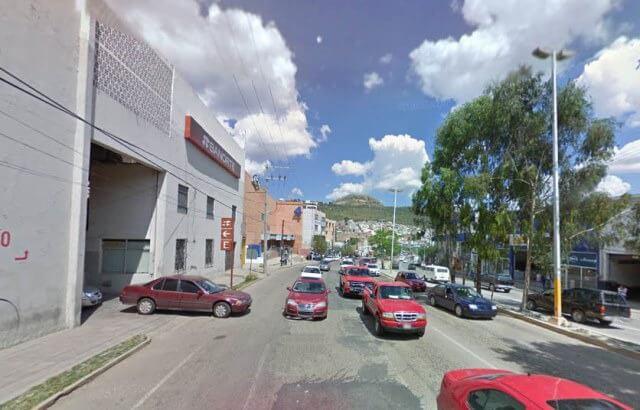 ¡Ladrón murió tras caer de 6 metros de altura al intentar meterse a robar a un banco en Zacatecas!