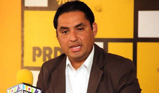 ¡El PRD reitera su rechazo a la militarización de la seguridad en Aguascalientes!