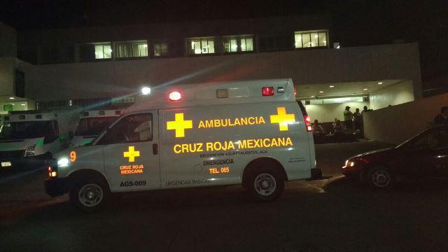 ¡Graves mujer y hombre que intentaron suicidarse en Aguascalientes!