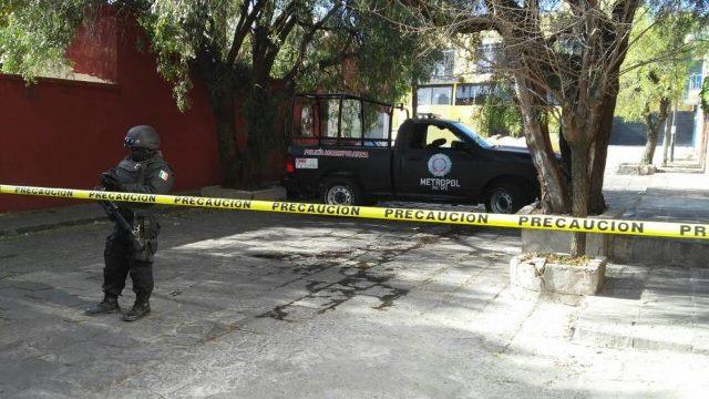 ¡Hombre se suicidó en la cochera de su casa en Zacatecas!