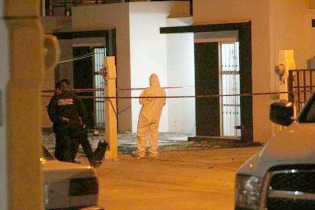¡Ciudadano encontró a un desconocido torturado y ejecutado dentro de su casa en Guadalupe, Zacatecas!