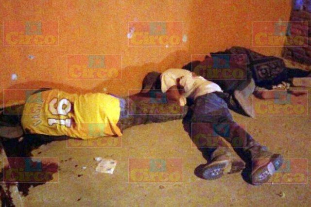 ¡Eran jovencitos los 5 ejecutados a balazos en Lagos de Moreno; ya fueron identificados!