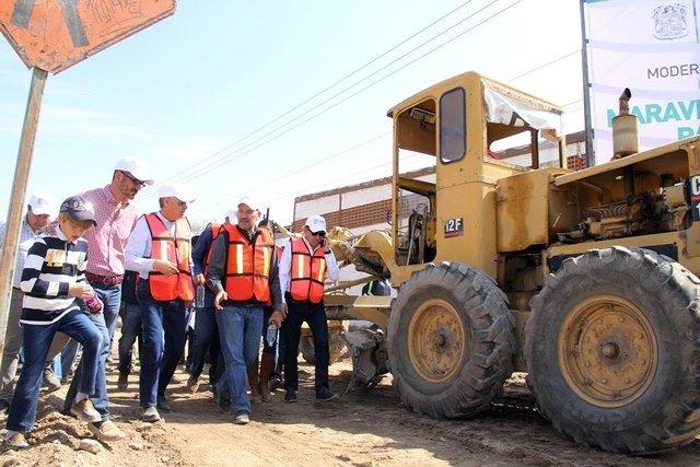 ¡Invierte Gobierno del Estado más de 95mdp para el fortalecimiento de la red carretera de la entidad!