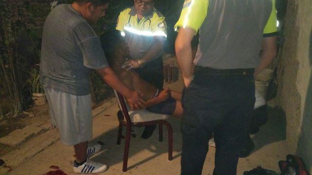 ¡Joven intentó suicidarse tomando pastillas y lanzándose de la azotea de su casa en Aguascalientes!