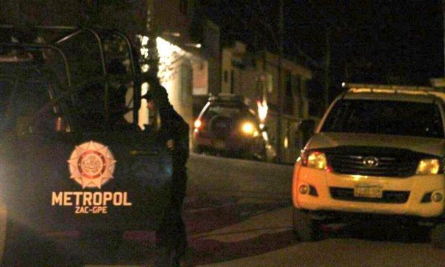 ¡A balazos intentaron ejecutar a un sujeto en Guadalupe, Zacatecas!