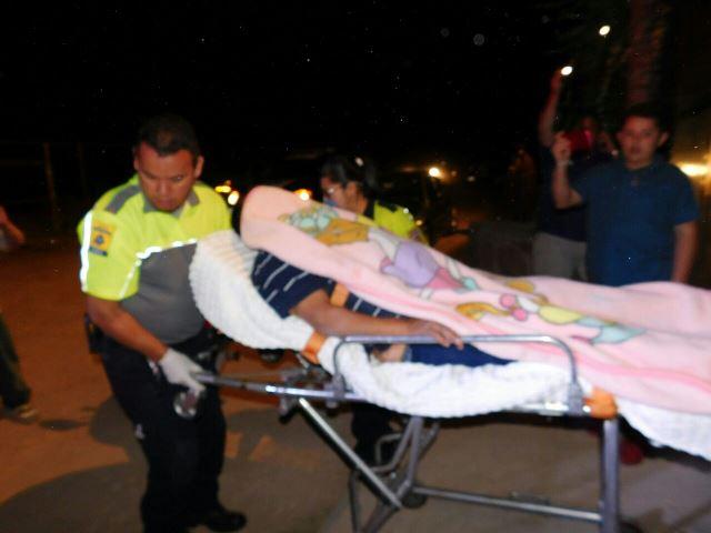 ¡Hombre fue baleado durante un intento de asalto en su granja en Aguascalientes!