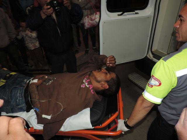 ¡Por cortejar a adolescente comprometida, sujeto fue baleado y herido en Aguascalientes!