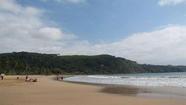 ¡Turista de Aguascalientes murió en una playa de Nayarit!