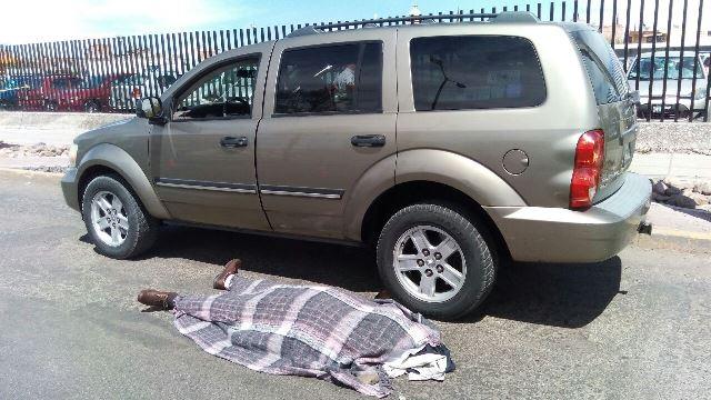 ¡Hombre murió infartado afuera del INEGI en Aguascalientes!