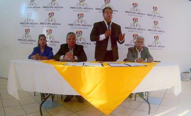 ¡Se coordina Ayuntamiento de Pabellón de Arteaga con la CONDUSEF para atender a migrantes!