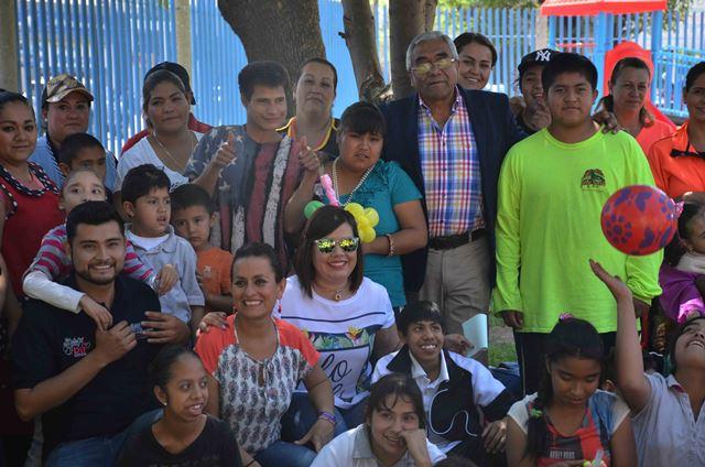 ¡Ofrece Ayuntamiento de Aguascalientes infraestructura integral de esparcimiento para personas con discapacidad!