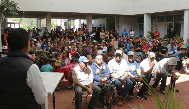 ¡Expiden en Pabellón de Arteaga las primeras aportaciones para mejoramiento de vivienda!