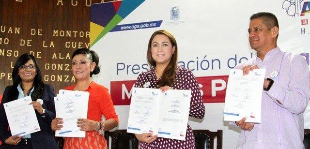 ¡Fortalece Gobierno Municipal acciones para lograr un Aguascalientes libre de violencias!