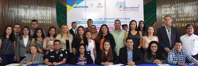 ¡Continúa Gobierno Municipal impulsando acciones a favor de la igualdad!