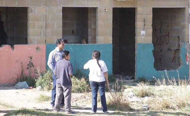 ¡Afronta Ayuntamiento de Pabellón de Arteaga problemática múltiple en fraccionamiento Santa Isabel!