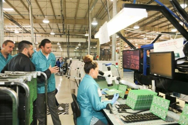 ¡Zacatecas tiene un gran potencial para el desarrollo de empleo y lo vamos a desarrollar: Alejandro Tello!