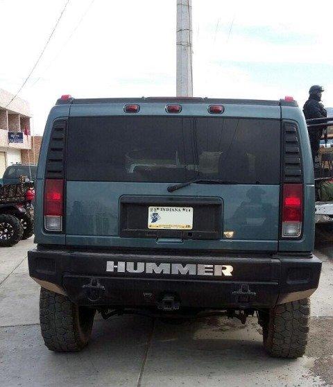 ¡Policías estatales recuperaron en Tabasco, Zacatecas, 2 camionetas robadas en Aguascalientes!