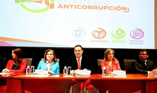 ¡Sancionar a quienes se corrompan ofrece Alejandro Tello al presentar plan anticorrupción!