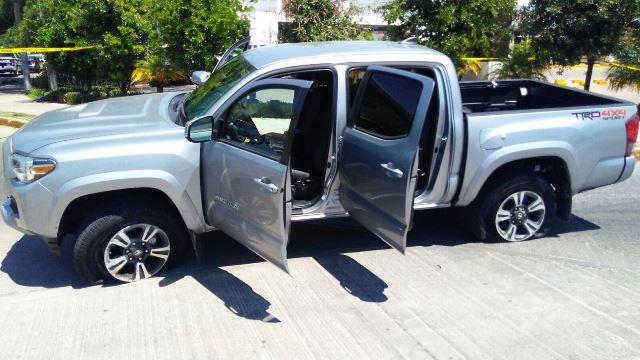 ¡Tras persecución y disparos detuvieron a 2 duranguenses en Aguascalientes por un secuestro exprés!