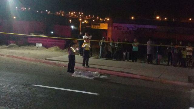 ¡Madre e hija murieron atropelladas por un taxi en Aguascalientes!