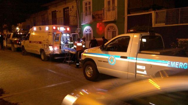 ¡Un hombre intentó suicidarse ahorcándose en Lagos de Moreno!