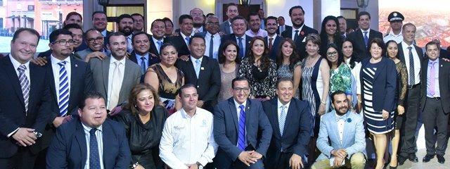 ¡Presenta la alcaldesa de Aguascalientes el Plan de Desarrollo Municipal a 100 días de comenzar su gestión!