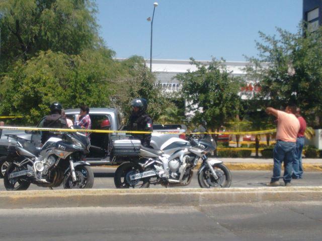 ¡Capturaron a 2 delincuentes tras asaltar a un cuentahabiente en Aguascalientes!