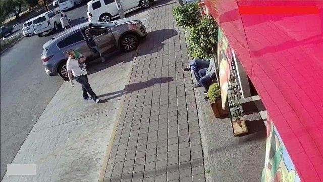 ¡Asaltaron a un hombre y lo despojaron de su camioneta en Aguascalientes!