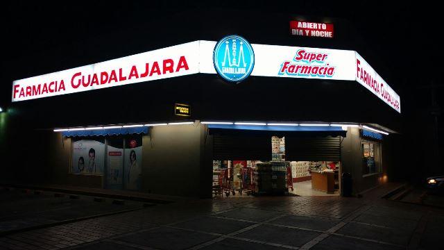 ¡Comando asaltó otra Farmacia Guadalajara en Aguascalientes!