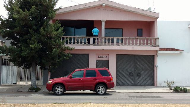 ¡2 pistoleros asaltaron una residencia en Aguascalientes!