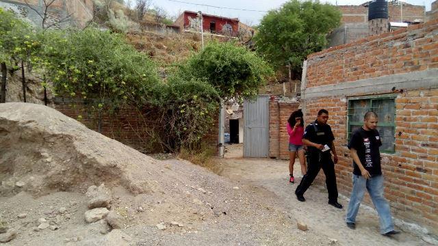"""¡Asesinaron a """"El Ronquillo"""" dentro de su casa en Aguascalientes!"""