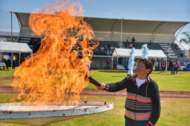 ¡Celebró Jesús María las Olimpiadas Municipales Deportivas y Culturales de la Tercera Edad!