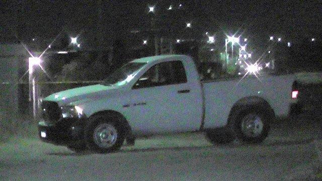 ¡Delincuentes chocaron y balearon una patrulla de la Policía Municipal de Villanueva, Zacatecas!