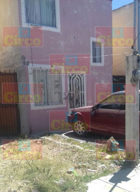 ¡Sujetos armados rafaguearon un domicilio y un automóvil en Calera, Zacatecas!