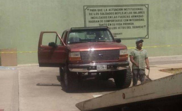 ¡Balearon e hirieron a 2 hombres en Guadalupe, Zacatecas!