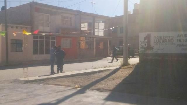¡Albañil fue ejecutado a balazos en Guadalupe, Zacatecas!